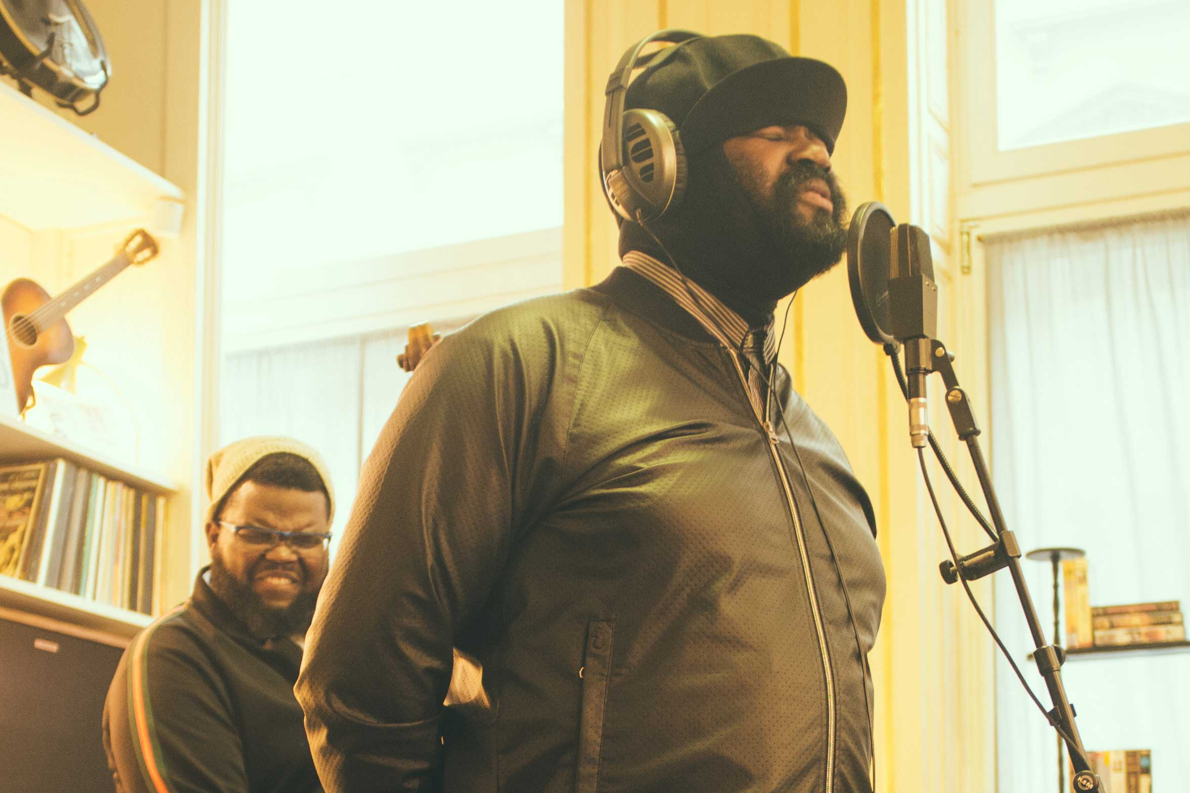 Gregory Porter @ Supersense